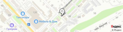 Управление Федеральной службы по ветеринарному и фитосанитарному надзору по Брянской и Смоленской областям на карте Брянска