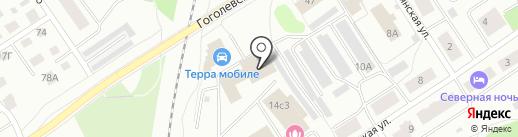 Чипанутый.рф на карте Петрозаводска