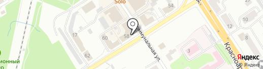 ОКНАСТАЙЛ.РФ на карте Петрозаводска