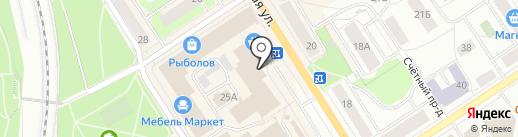 I`SLOMAL на карте Петрозаводска