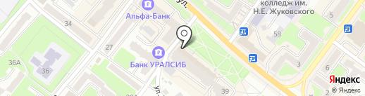 Life Style на карте Брянска