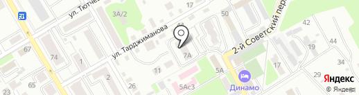 РСК Феникс на карте Брянска