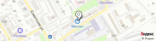 АртСтрой на карте Брянска