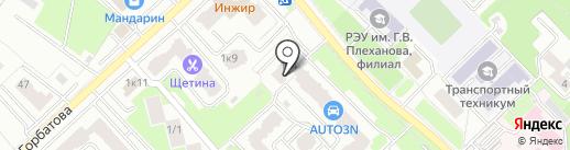 Адвокатский кабинет Трохачевой Е.И. на карте Брянска