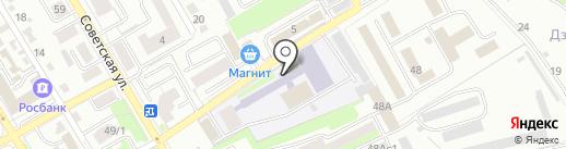 Всероссийский институт повышения квалификации сотрудников МВД России на карте Брянска