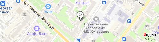 Хобби Life на карте Брянска