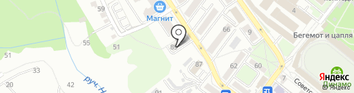 Проектно-строительный контроль на карте Брянска
