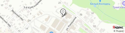 071 на карте Брянска