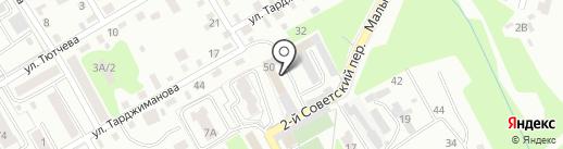 БрянскТехПром на карте Брянска