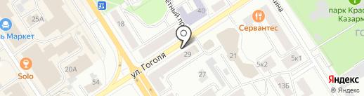 Всё для кондитеров и хлебопеков на карте Петрозаводска