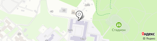 Департамент образования и науки на карте Брянска