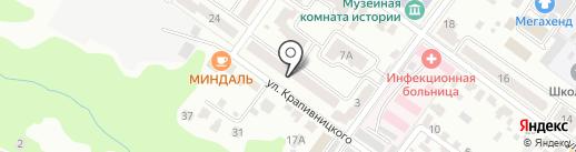 ИТ малого бизнеса на карте Брянска