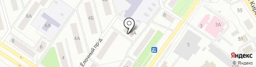АвтоЭксперт на карте Петрозаводска