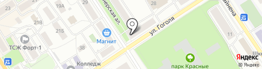 Статус Грата на карте Петрозаводска