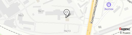 АКПП-Сервис на карте Петрозаводска