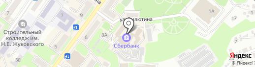 Tourpay на карте Брянска