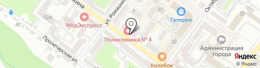 optoMEDI на карте Брянска
