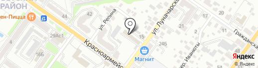 Медицинский информационно-аналитический центр на карте Брянска