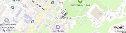 Exist.ru на карте Брянска