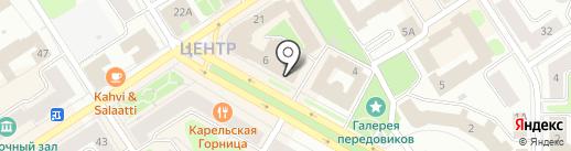 19.39 на карте Петрозаводска