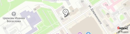 ГИД Недвижимости на карте Петрозаводска