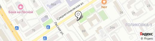 Академия фотографии на карте Петрозаводска