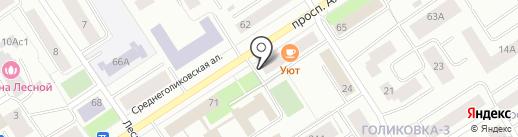 Hilti Россия на карте Петрозаводска