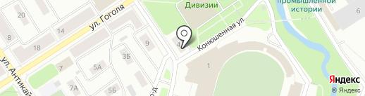 ГЕРЦЕНА-4, ТСЖ на карте Петрозаводска