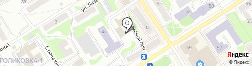 Актив-промо на карте Петрозаводска