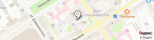Банк ВТБ 24, ПАО на карте Петрозаводска
