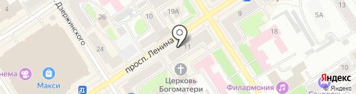 Кладовая вкуса на карте Петрозаводска
