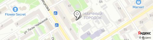 Фонд развития творческих индустрий и культурного туризма на карте Петрозаводска