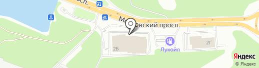 Современный Дом на карте Брянска