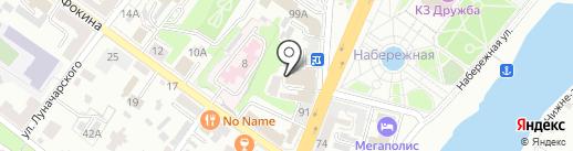 Арх дизайнпроект на карте Брянска