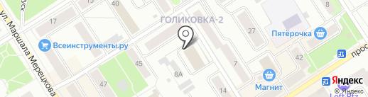 DanceMyLifeSchool на карте Петрозаводска