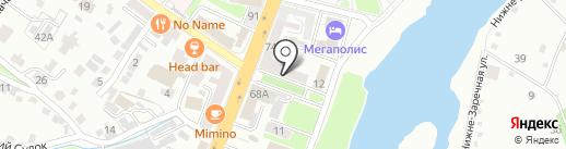 Эксперт-Альянс на карте Брянска