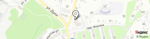 Ремонтная компания на карте Брянска