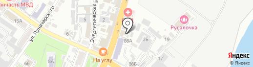 RS Auto на карте Брянска