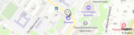 Chop-Chop на карте Брянска