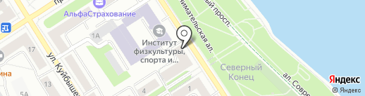 ICLINIC на карте Петрозаводска