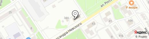 Sunmar на карте Петрозаводска