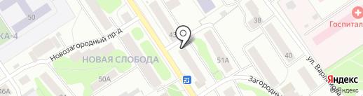 ВсеИнструменты.ру на карте Петрозаводска