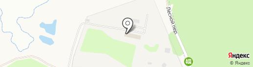 Аверс-ЛС на карте Брянска