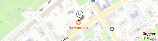 Turbo на карте Петрозаводска