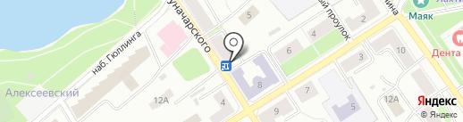 Охрана Росгвардии, ФГУП на карте Петрозаводска