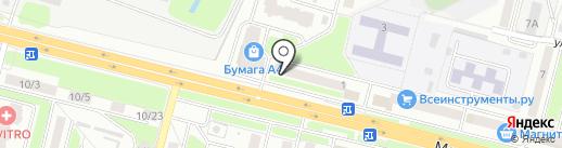 IT Базар на карте Брянска