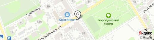 Республиканский Центр ККМ на карте Петрозаводска