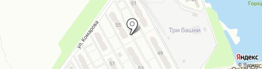 Первая монтажная компания на карте Брянска