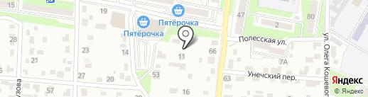 Qiwi на карте Брянска
