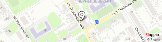 Магазин автозапчастей и аксессуаров для Mercedes-Benz на карте Петрозаводска
